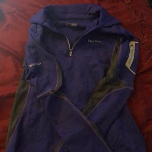 Marmot Purple Active Sweater